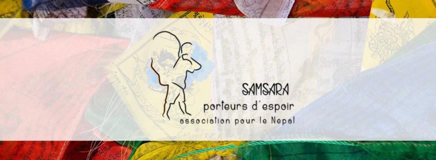 Anthyas soutient l'association Samsara